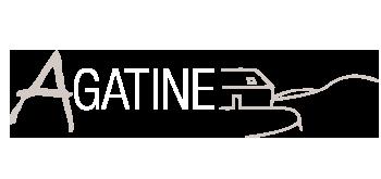 Logo Agatine